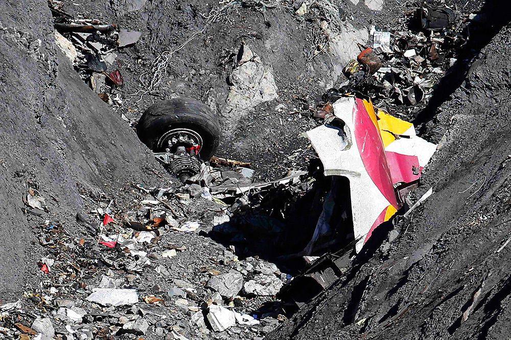 Расследование крушения Airbus A320