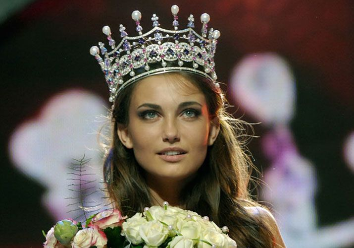 """23 роскошные красавицы, которые выигрывали """"Мисс Украина"""""""