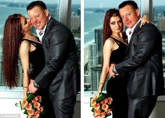 Українка стрибнула з 37-го поверху, тікаючи від російського мільйонера: фото пари, що посварилася