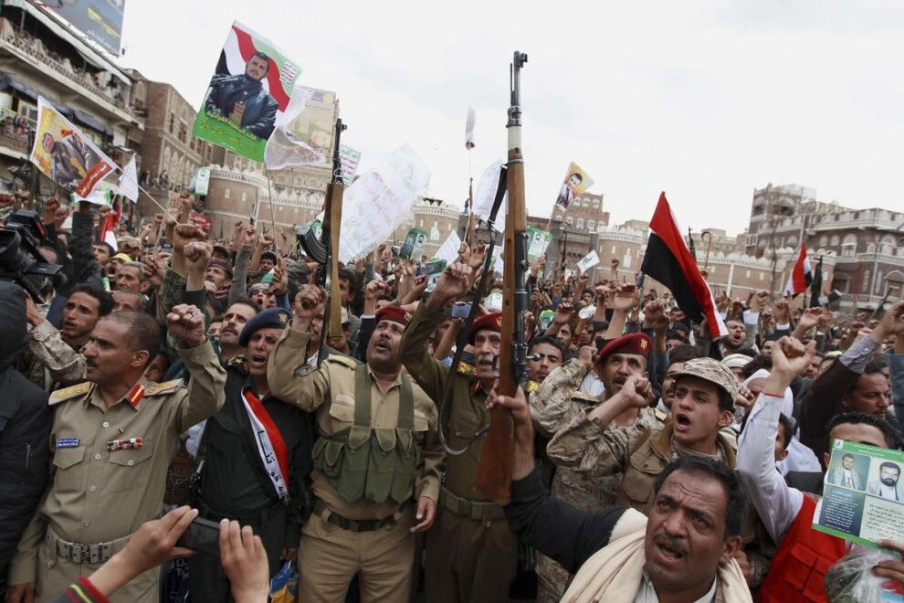 the violence in yemen forcing yemenis to move out of the land and into the middle east But it was not immediately clear whether the rebels would force the yemeni yemen a federal entity divided into in the middle east for.