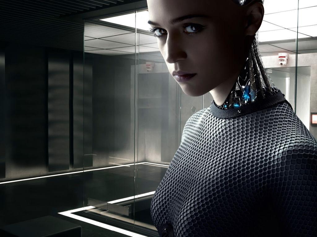 Самые сексуальные роботы