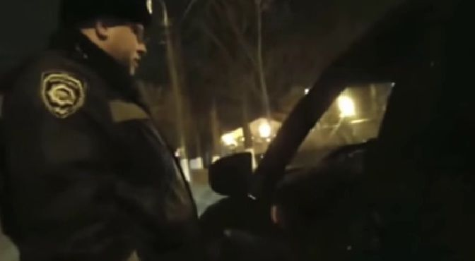Генпрокурор потребовал задержать судью, который угрожал гаишнику в Киеве