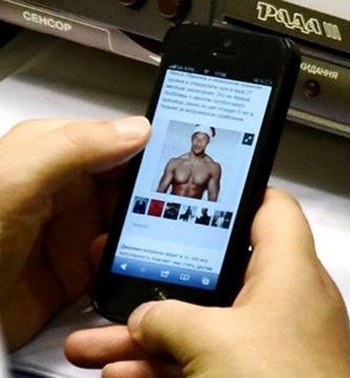 """Ляшко в Раді розглядав фото """"сексуального злочинця"""": ексклюзивні кадри"""