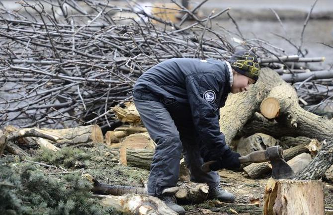 Голод, разрушения и страдания в Дебальцево: опубликовано фото
