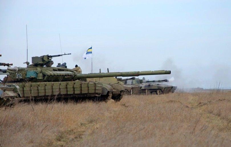 Как украинские ВМС проводят учения в Черном море: фоторепортаж