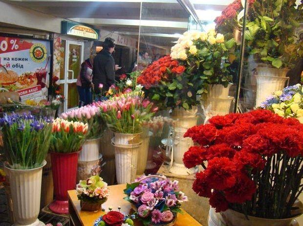 Купить цветы новоселки