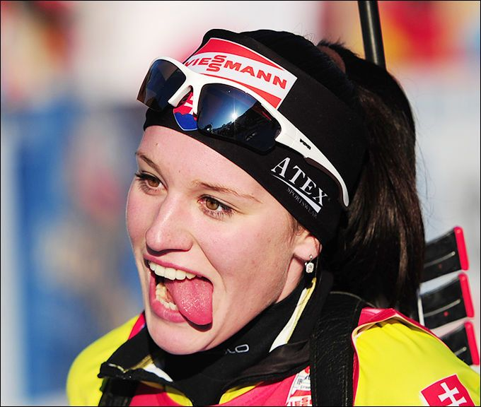 Две украинки вошли в десятку самых сексуальных биатлонисток чемпионата мира