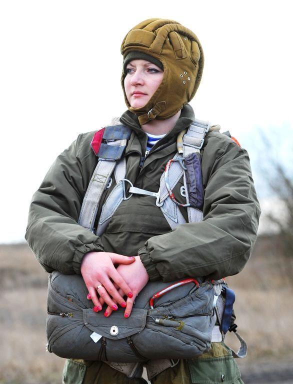 """""""Крылатые пехотинцы"""". Как тренируются украинские десантники: фоторепортаж"""