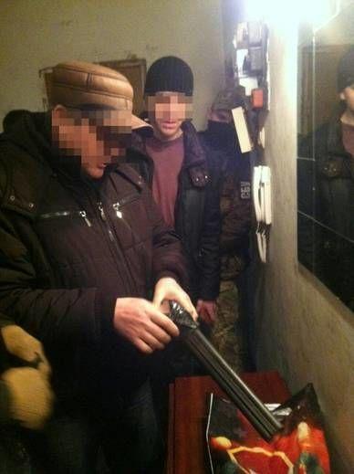 Затримані бойовики, причетні до десяти терактів у Одесі