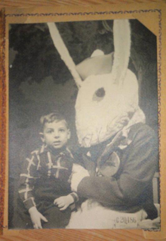 29 страшных пасхальных кроликов