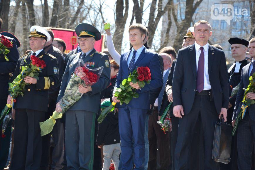 В Одесі поява Порошенка спровокувала бійку: відеофакт