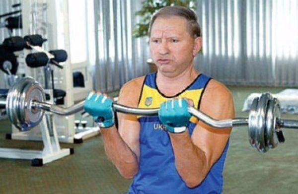 Украинские политики в мире спорта: интересная фотоподборка