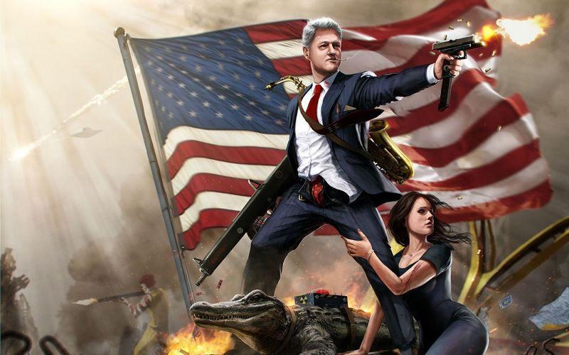 """Кто выглядит """"типичный американец"""" в глазах всего мира"""