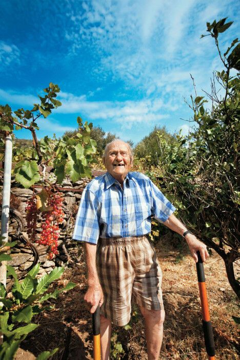 Секрет долголетия: сон и вино