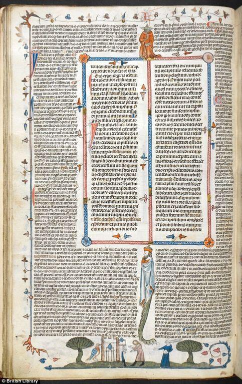 Мастера Йоду из Star Wars нашли в рукописи XIV века. Фотофакт