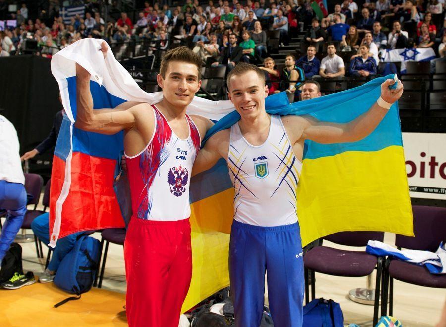 Топ-8 весенних побед Украины над Россией в спорте