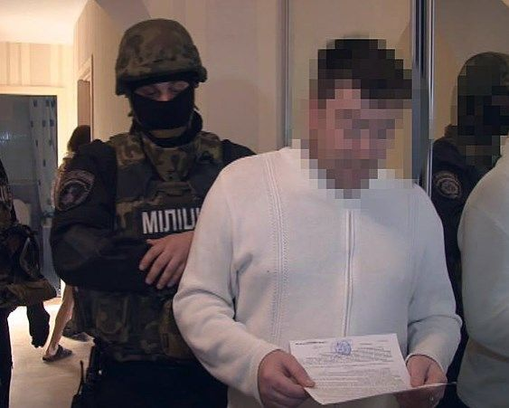 """В Одессе у """"жителя соседней страны"""" изъяли оружие и боеприпасы"""