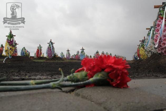 В Днепропетровске открыли Мемориал погибшим Героям Украины