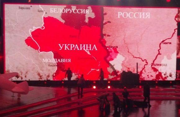 """День Перемоги по """"Інтеру"""": телеканал щедро віддав Росії схід України"""