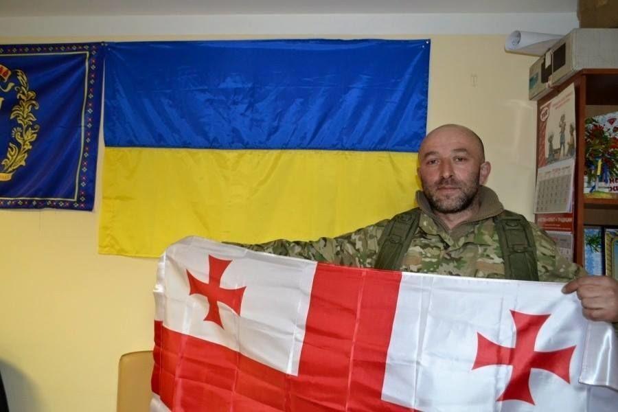 Филарет посмертно наградил погибшего в Широкино грузинского бойца