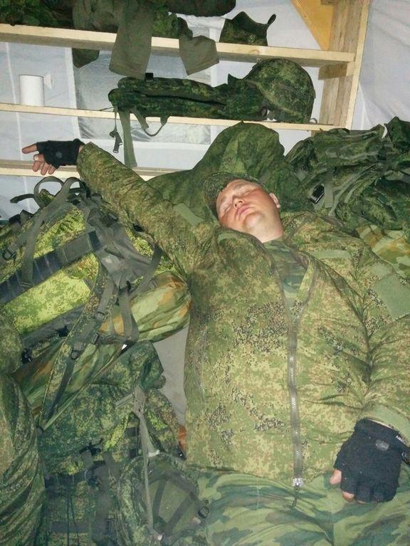 Опубликованы доказательства переброски российских разведчиков на Донбасс