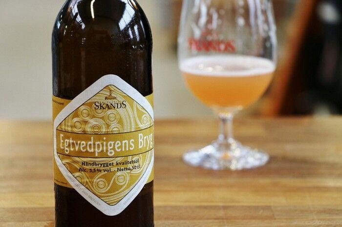 Egtvedpigens Bryg - датское пиво по рецепту четырнадцатого века до нашей эры