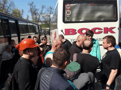"""""""АвтоМайдан"""" знайшов списки """"шахтарів"""" із записами про суми грошей: фотофакт"""