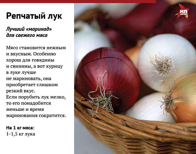 Названы 7 самых полезных маринадов для шашлыка