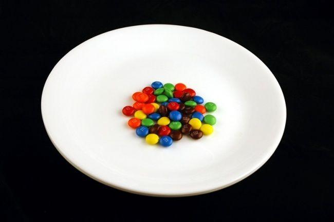 Ешь меня глазами: как выглядят 200 килокалорий на тарелке