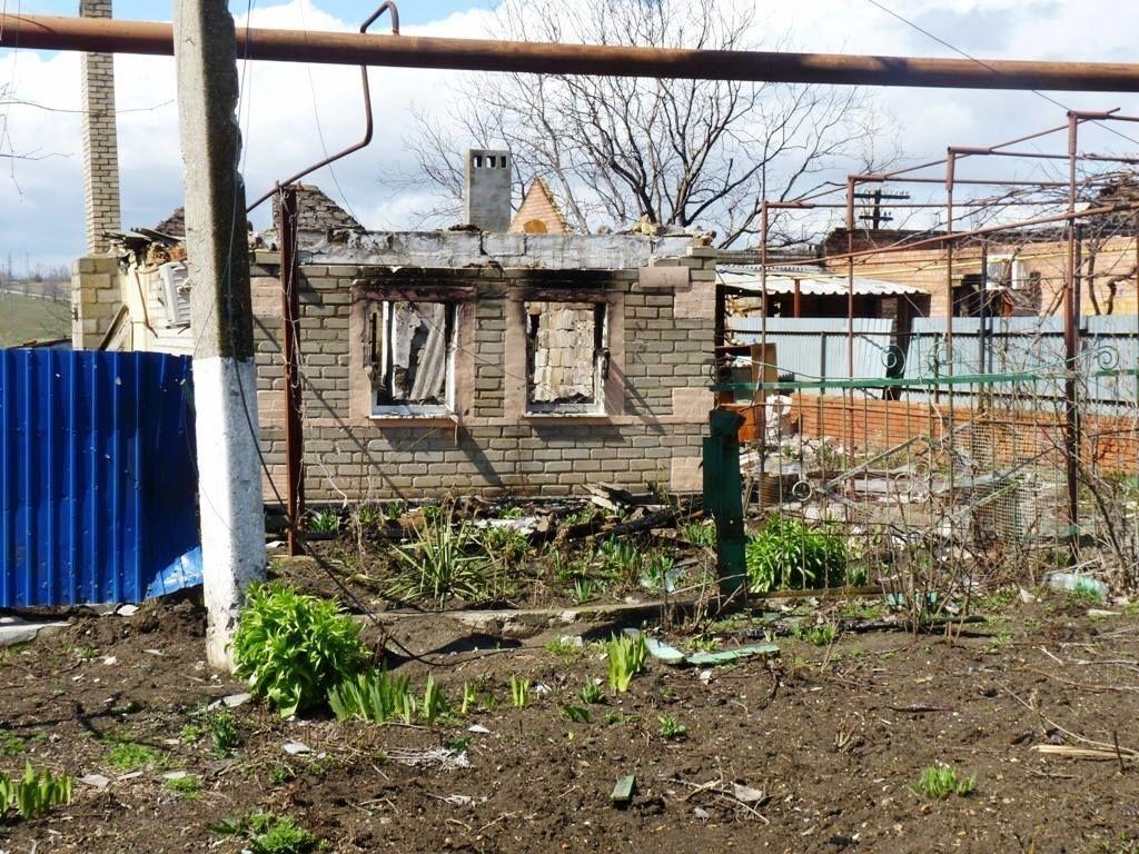 Сердце ада: фоторепортаж с линии разграничения на Донбассе
