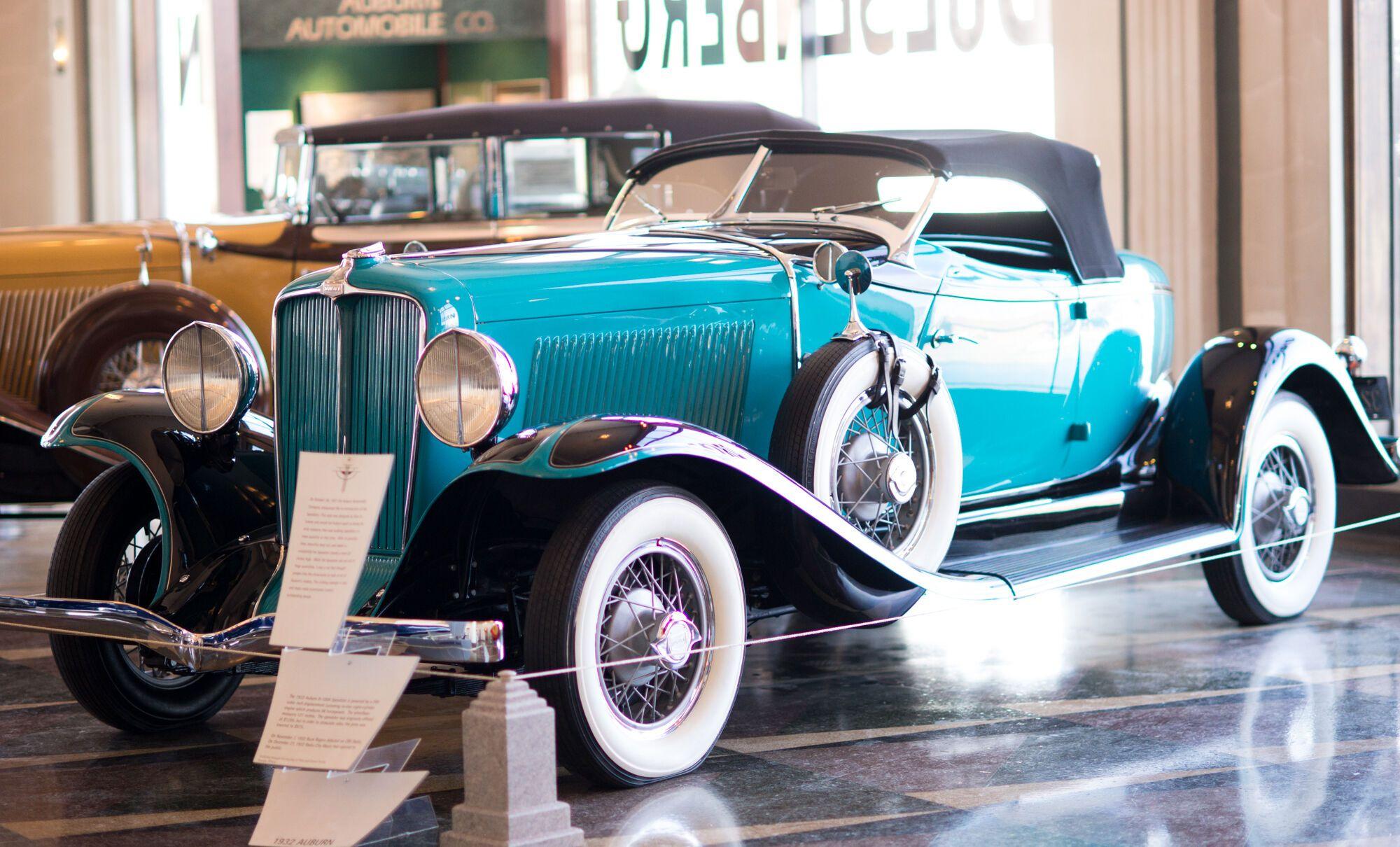 Лучшие старые автомобили США