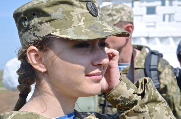 """Кримська """"Няша"""" відпочиває: ВДВ України отримали прекрасного спікера - фото і відео"""