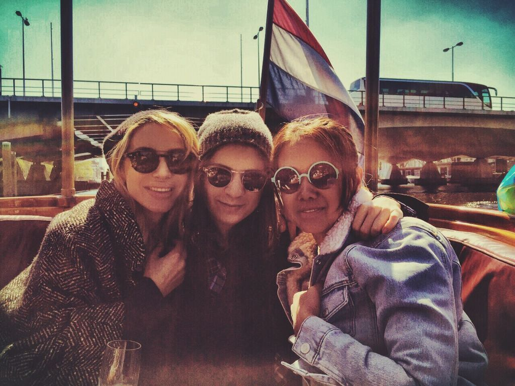 Светлана Лобода и Иван Дорн повеселились в Амстердаме