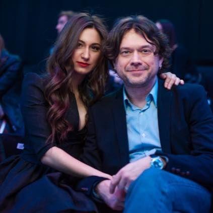 Остап Ступка женился на 27-летней красавице и выложил пикантные фото