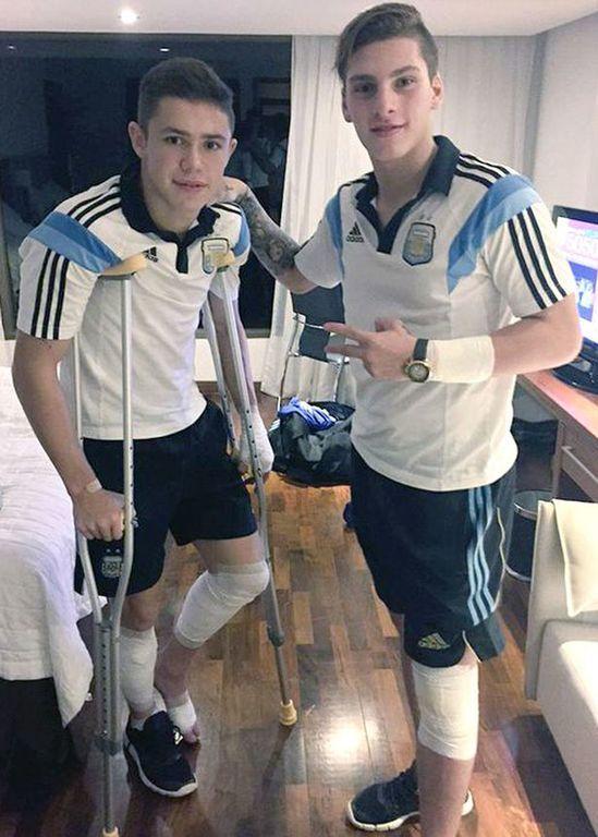 Аргентинский футболист получил курьезную травму во время игры на приставке