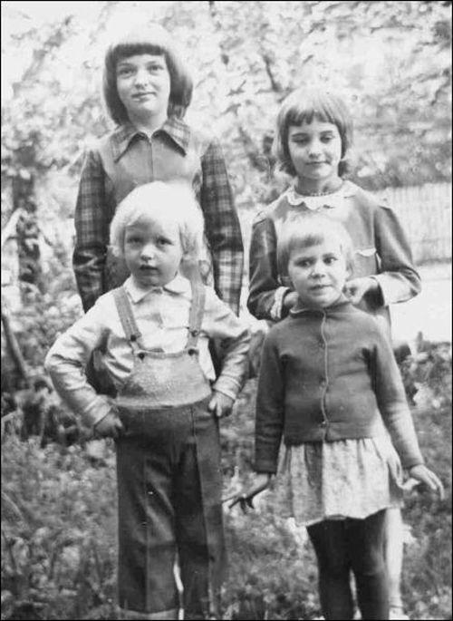 Лучшие детские фото украинских политиков