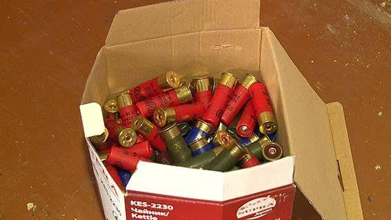 Житель Донбасу привіз на Вінниччину арсенал зброї та вибухівки: фото