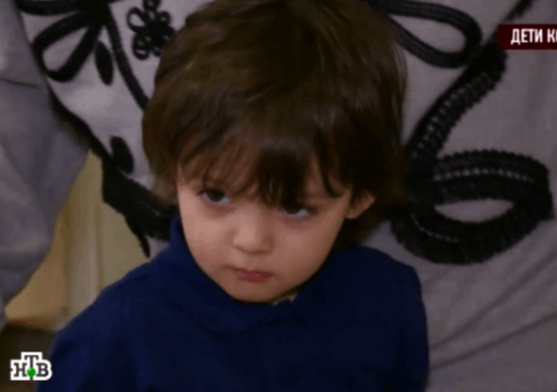 Филипп Киркоров впервые показал своих детей