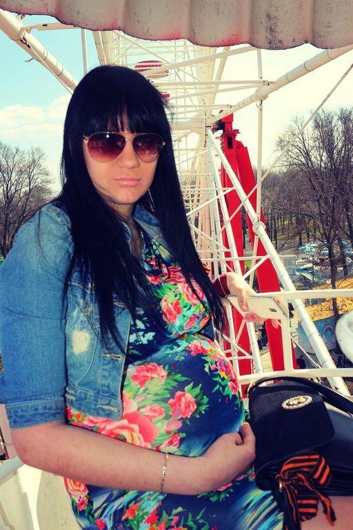 """""""Моторола"""" показал фото с новорожденной дочерью"""