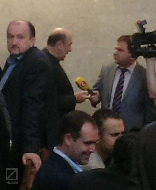 Суд идет: поддержать Фирташа прибыли Рабинович, Левочкина и Суркис
