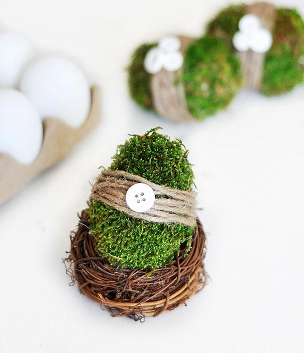 25 восхитительных идей для украшения пасхальных яиц