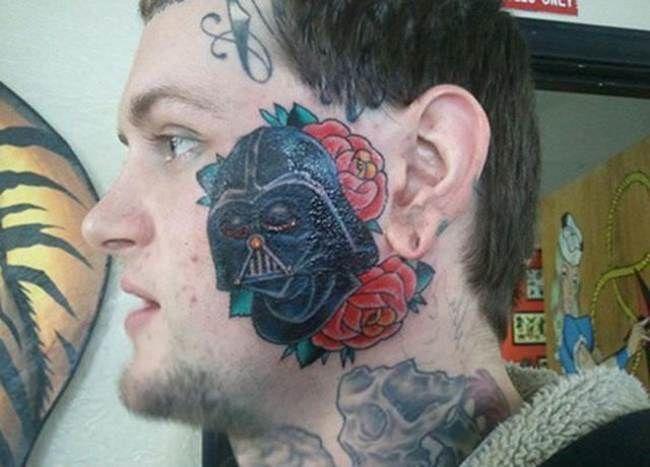 ТОП-13 самых странных татуировок: фотофакт