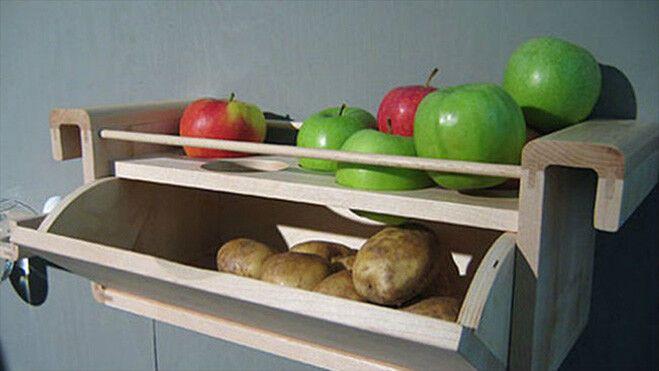 Храни яблоки и картошку вместе