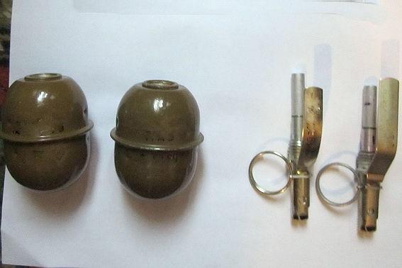 У депутата на Закарпатті вилучено арсенал зброї із зони АТО