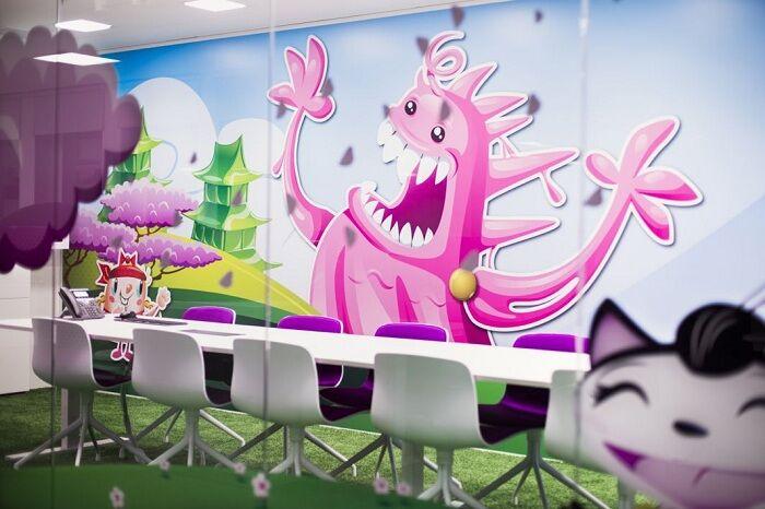 Самые яркие офисы, которые вдохновляют на творчество