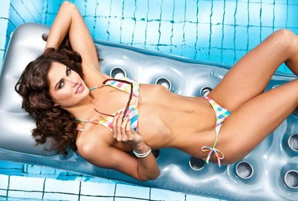 Составлен рейтинг самых сексуальных пловчих мира