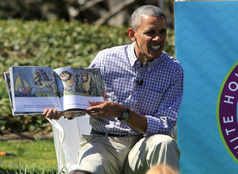 """Обаму атакували """"неправильні"""" бджоли"""