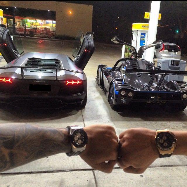 Инстаграм человека, у которого все жизни есть все: авто, женщины и куча денег