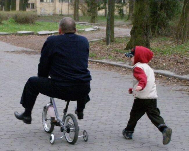 Первые 40 лет детства — самые сложные в жизни мальчика