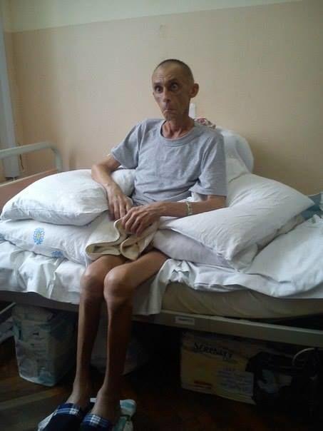 Врачи спасли бойца АТО, три дня лежавшего среди мертвых товарищей